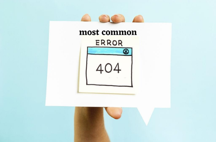 5 most common HTTP Errors according to Google SERP